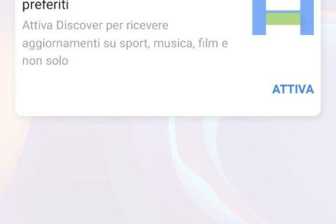 Google Now/Discovery   Evosmart.it
