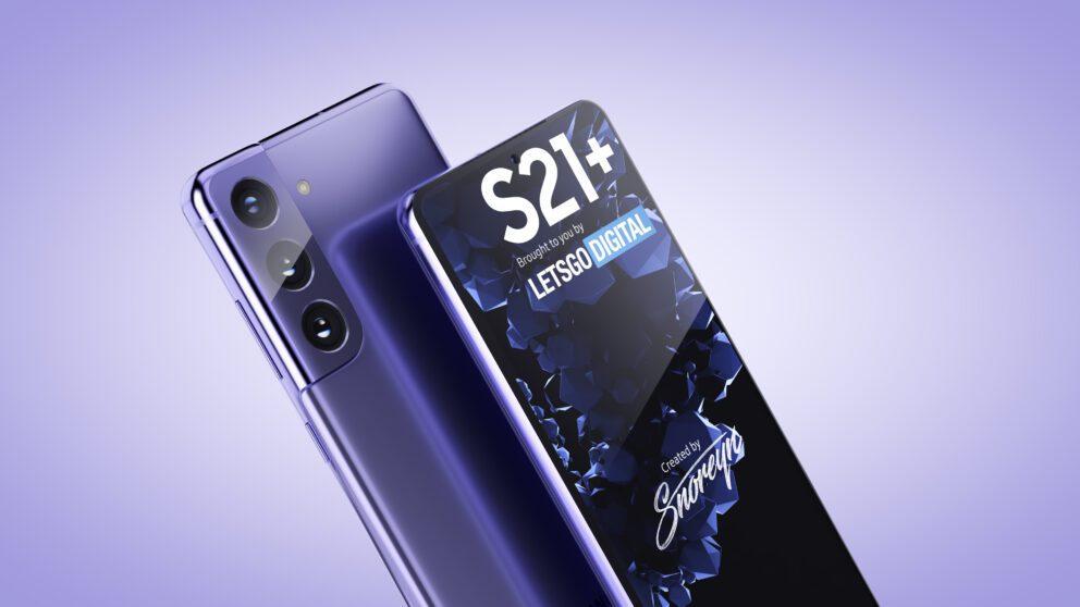 Galaxy S21: nuovi render in alta qualità ne confermano il design