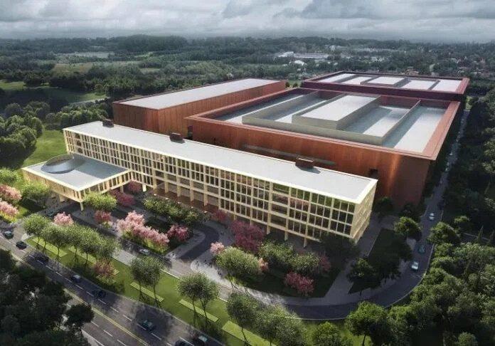 Huawei completa il primo stabilimento per la produzione dei chipset