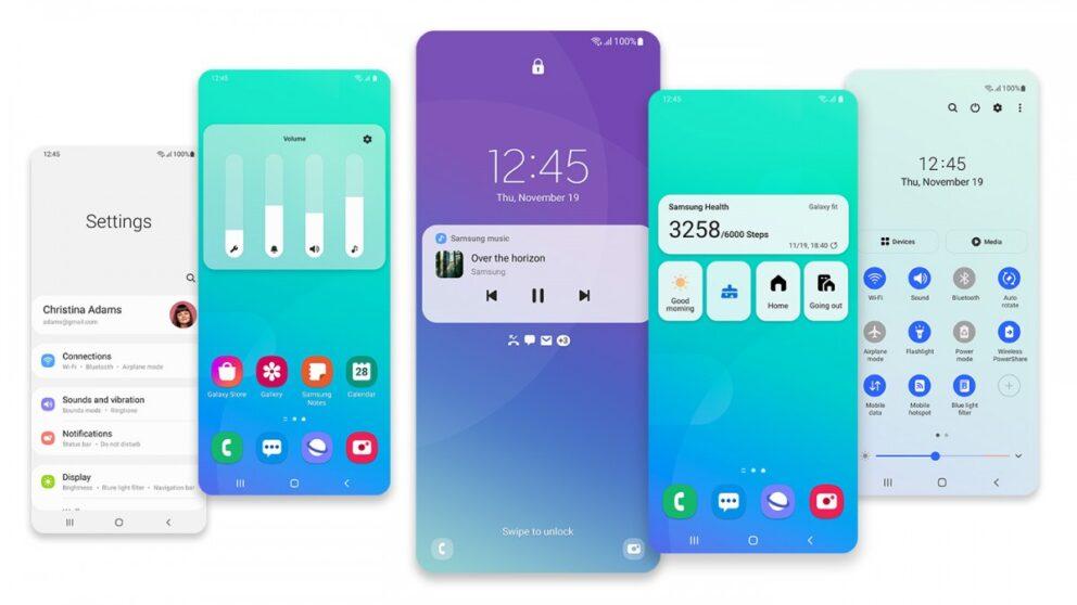 Android 11 e One UI 3.0: disponibile l'update per la serie Galaxy S20