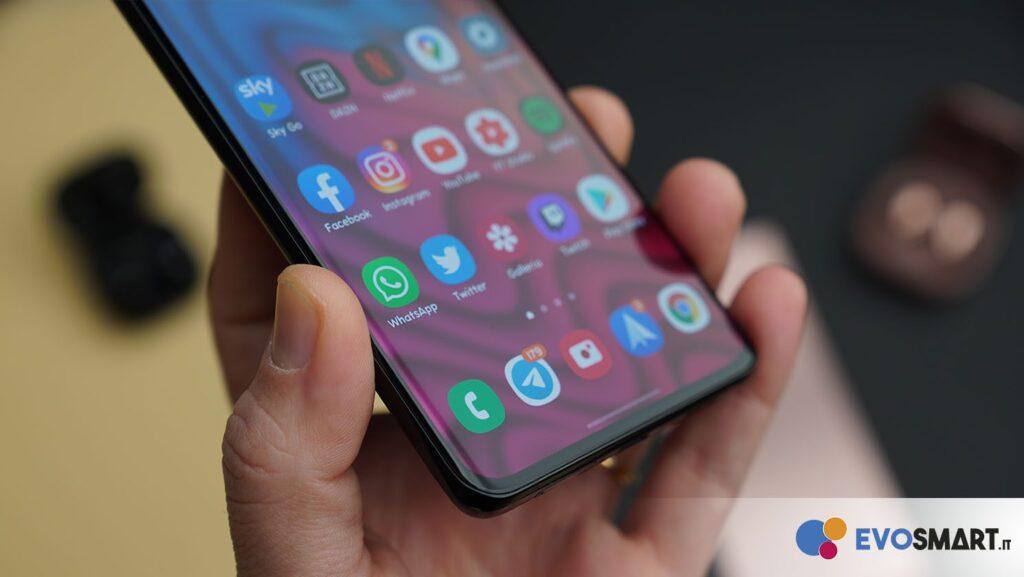 Recensione Samsung Galaxy S21 Ultra. Quasi un Note!