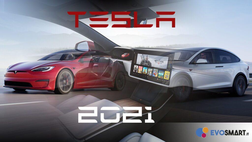 Tesla Model S e Model X si fanno ancora più hi-tech