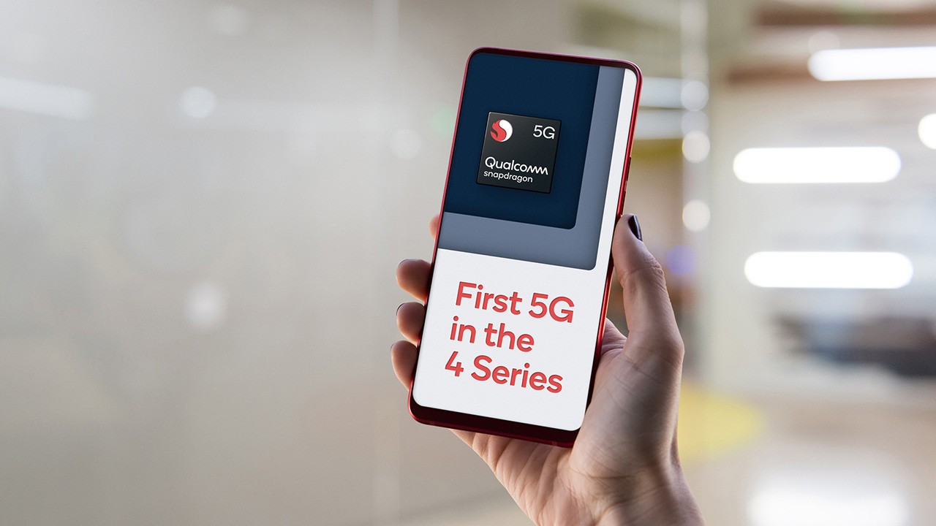 Snapdragon 480: il 5G di Qualcomm alla portata di tutti