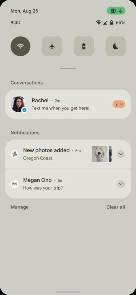 Android 12: un primo sguardo sulla nuova interfaccia | Evosmart.it