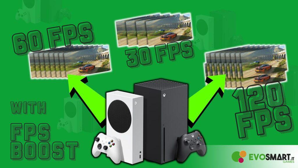 Microsoft svela FPS Boost per XBOX Series S|X, per una migliore retrocompatibilità