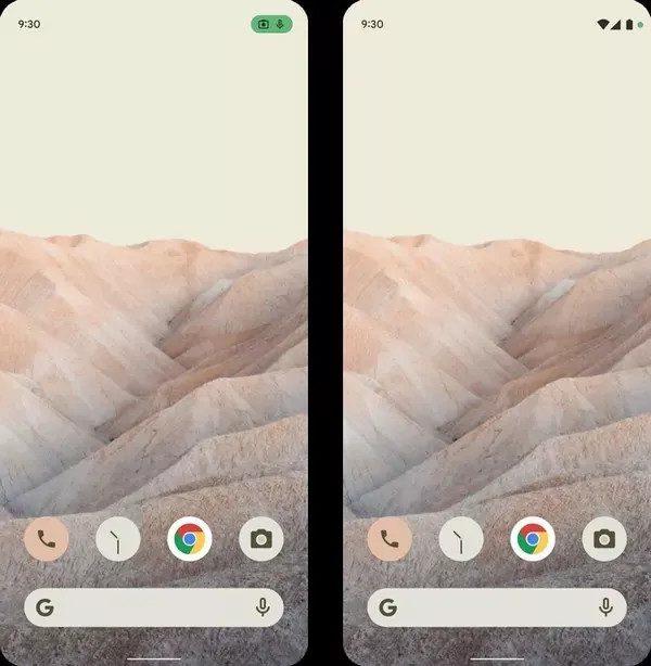 Come su iOS 14, una piccola spia verde ci notificherà se la fotocamera è attiva | Evosmart.it