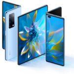 Huawei presenta Mate X2 il primo foldable con ottica a periscopio