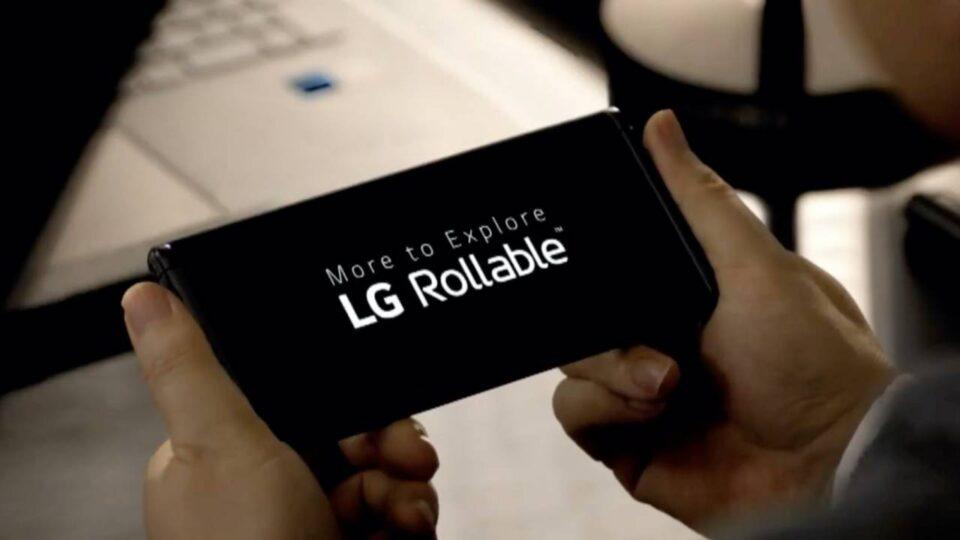 LG interrompe lo sviluppo di LG Rollable: è la fine dell'Explorer Project?