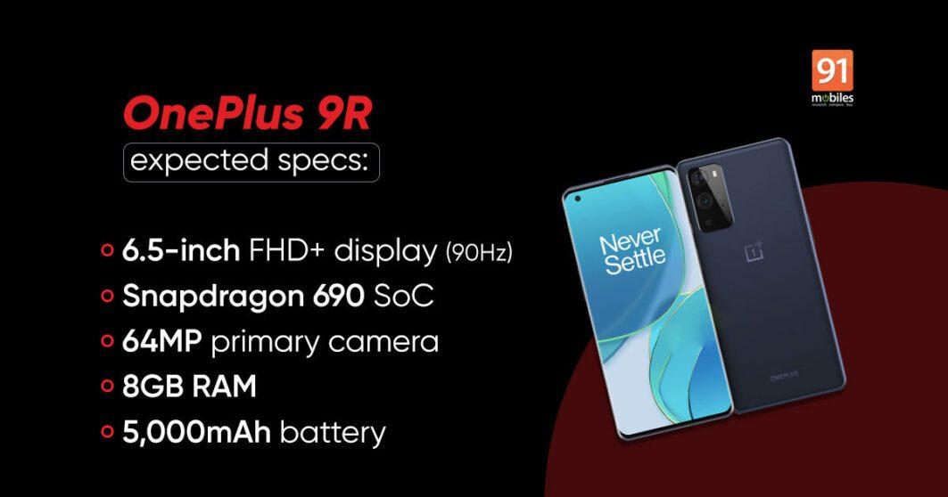 OnePlus 9 Lite o 9E? Nessuno dei due: il nome del 'top' economico è OnePlus 9R