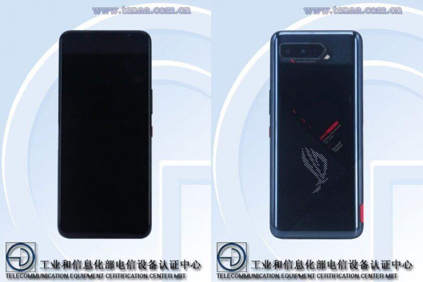 Asus annuncia la data di presentazione di ROG Phone 5