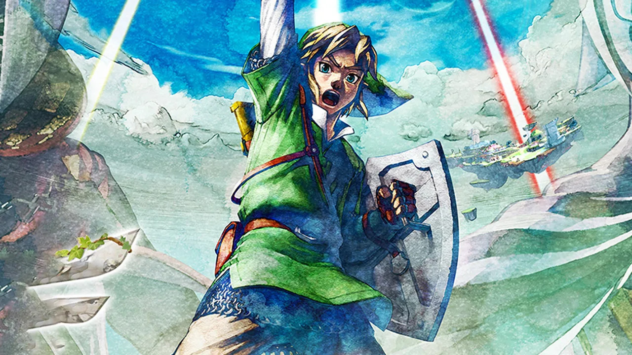 Nintendo annuncia The Legend of Zelda Skyward Sword HD