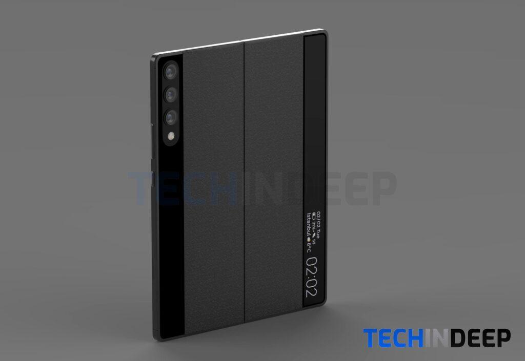 Xiaomi Mi MIX Fold è sempre più concreto: render e prime specifiche tecniche