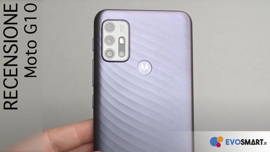 """Recensione Motorola Moto G10. Sarà ancora """"meglio Moto G""""?"""