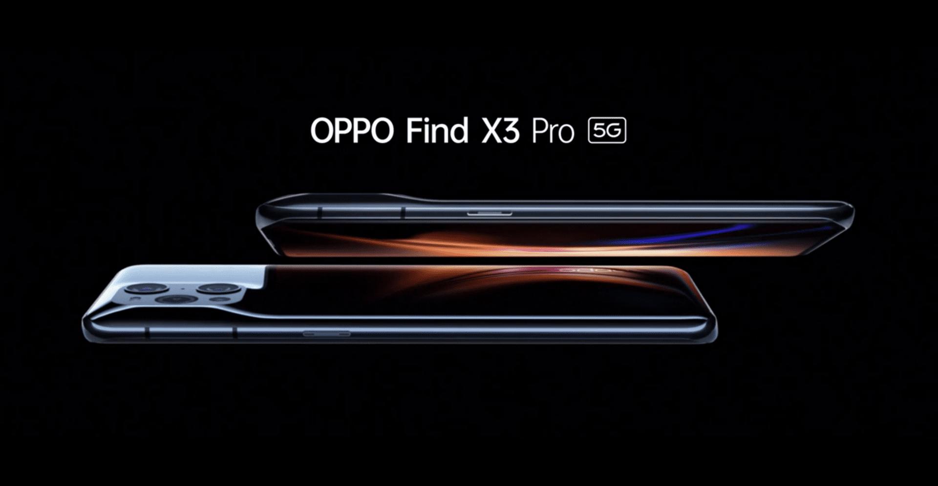 Oppo Find X3 Pro: svelati in anteprima i video promozionali