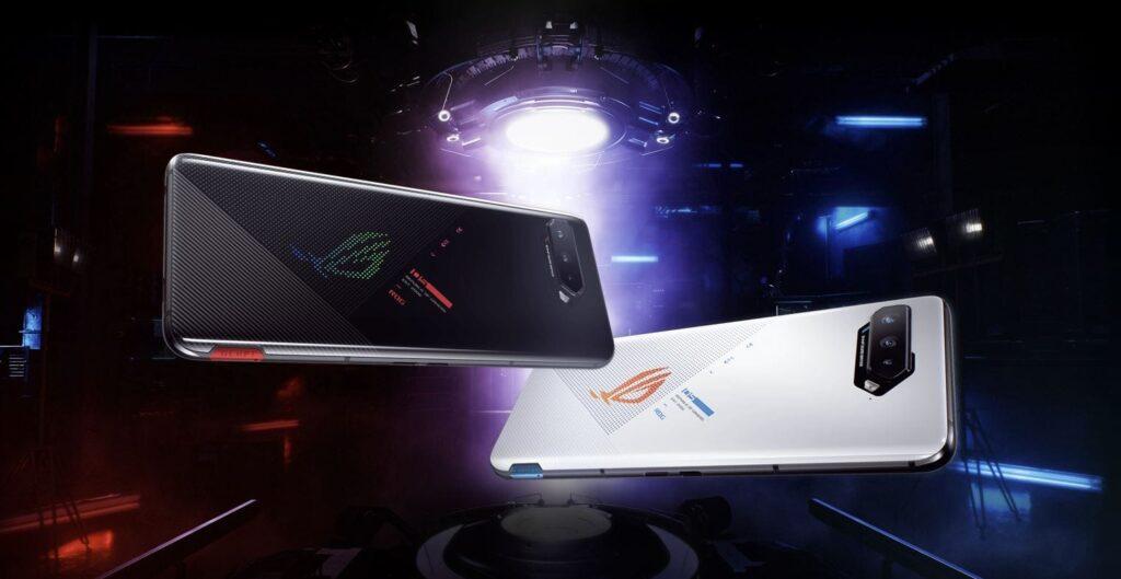 Asus ROG Phone 5 è ufficiale: un mostro di potenza con display posteriore