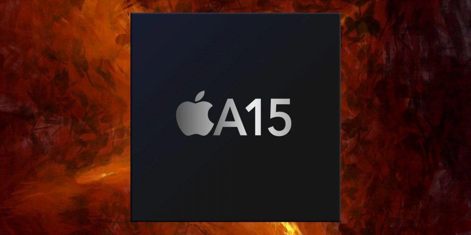 Apple A15: la produzione del chipset di iPhone 13 parte in anticipo