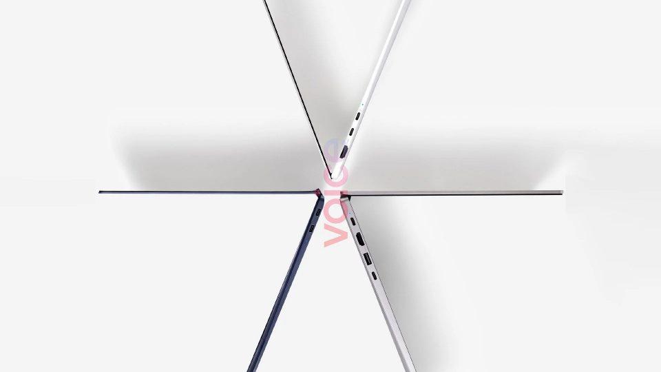 Samsung Galaxy Book Pro e Galaxy Book Pro 360 anticipati dai nuovi render
