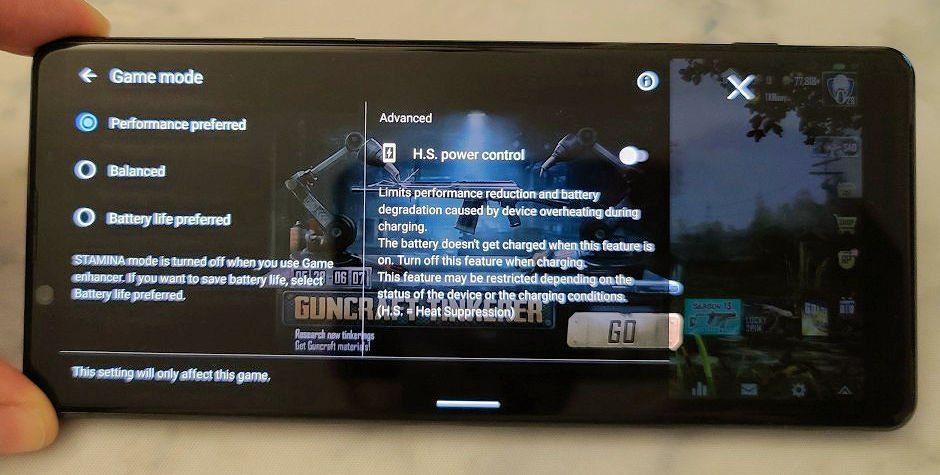 Sony Xperia 1 III, caratteristiche e specifiche tecniche