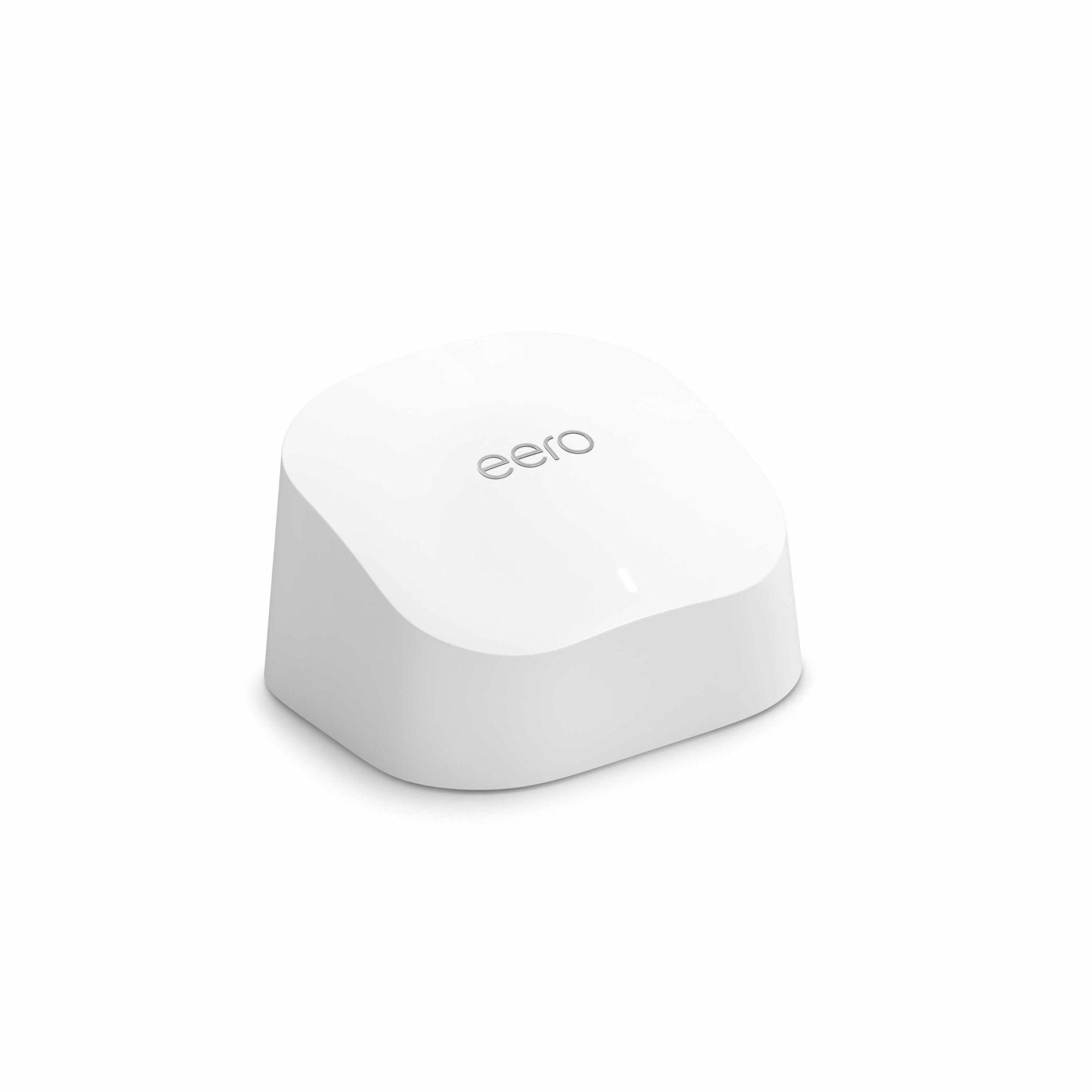 Arriva la Wi-Fi 6: Amazon presenta il nuovo sistema wifi Mesh eero 6 a partire da 149 euro