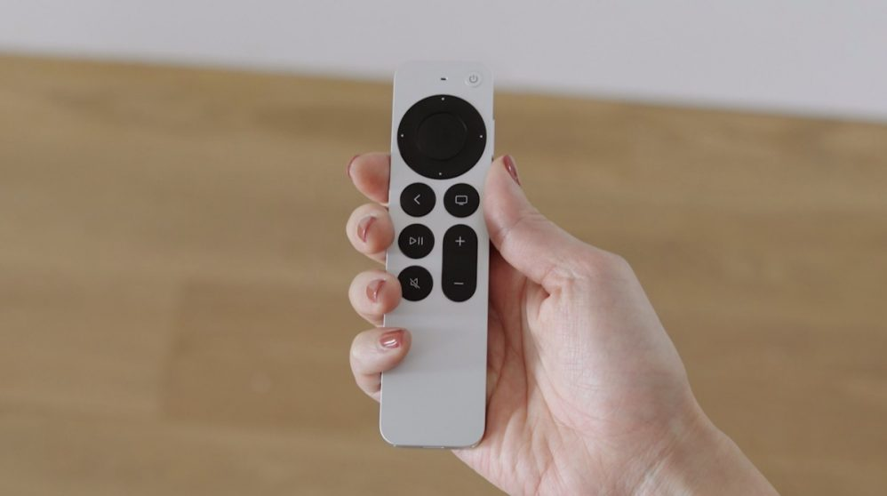 Apple presenta la nuova Apple TV 4K e finalmente anche AirTag