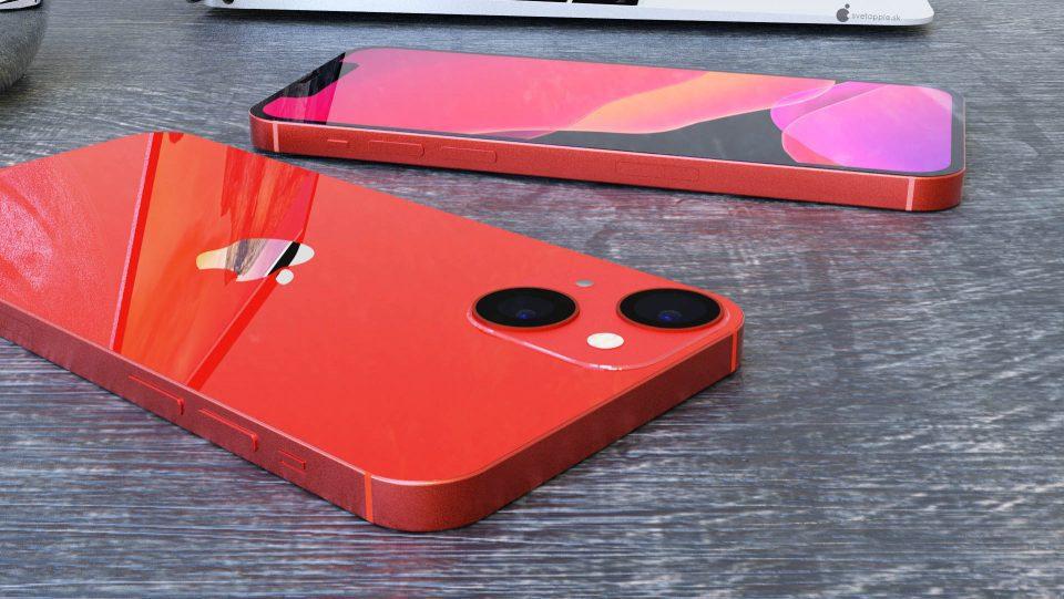 iPhone 13 Mini: svelata la nuova disposizione delle fotocamere posteriori