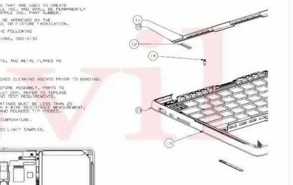 Schemi rubati: tornano su MacBook Pro lo slot SD, il MagSafe e la porta HDMI