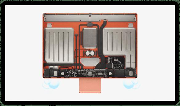 Apple presenta i nuovi coloratissimi iMac con chip M1 | Evosmart.it