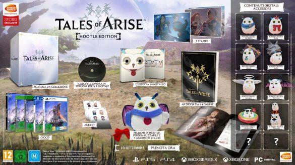 Tales of Arise Hootle Edition | Evosmart.it