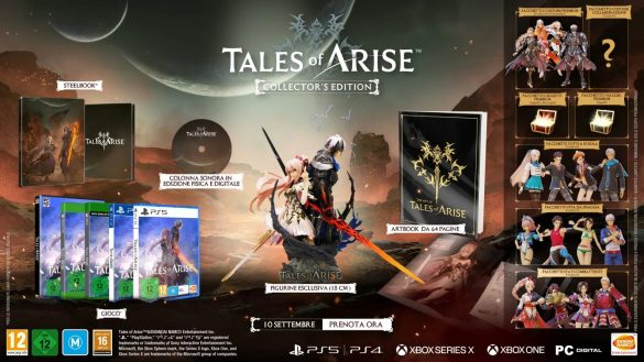 Tales of Arise Ultimate Edition | Evosmart.it