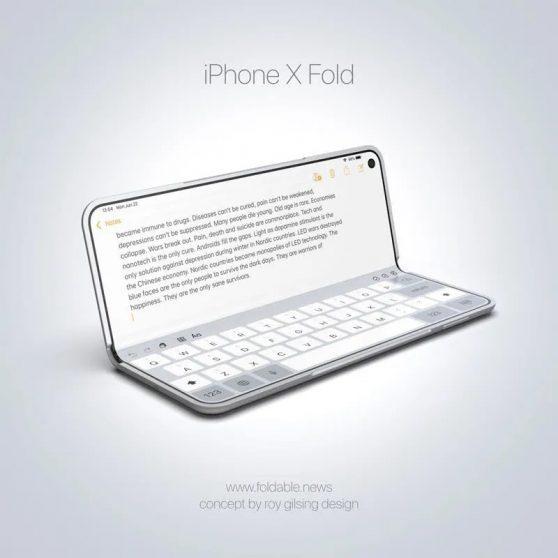 Ming-Chi Kuo non ha dubbi: iPhone pieghevole nel 2023