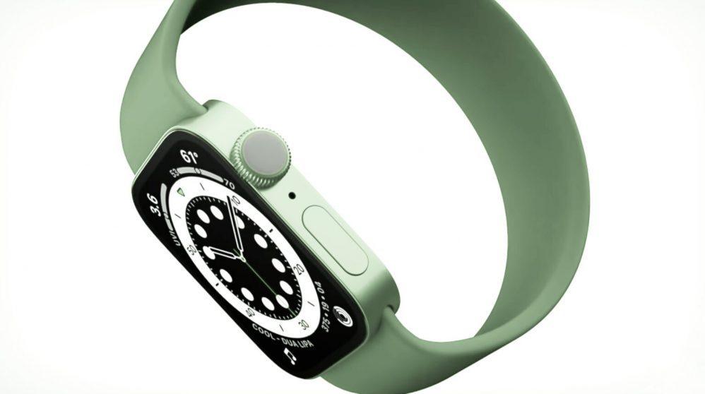 Primi rumor su Apple Watch 7: bordi flat in stile iPhone 12 e nuovi colori