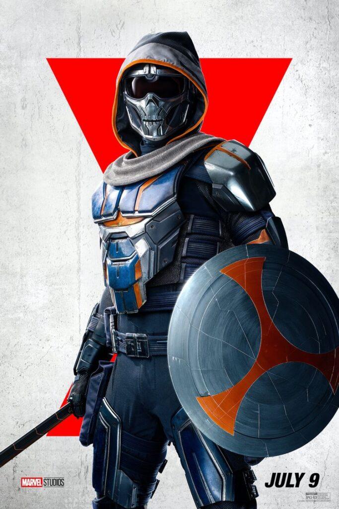 Black Widow: arrivano i nuovi poster e il cast|Evosmart.it