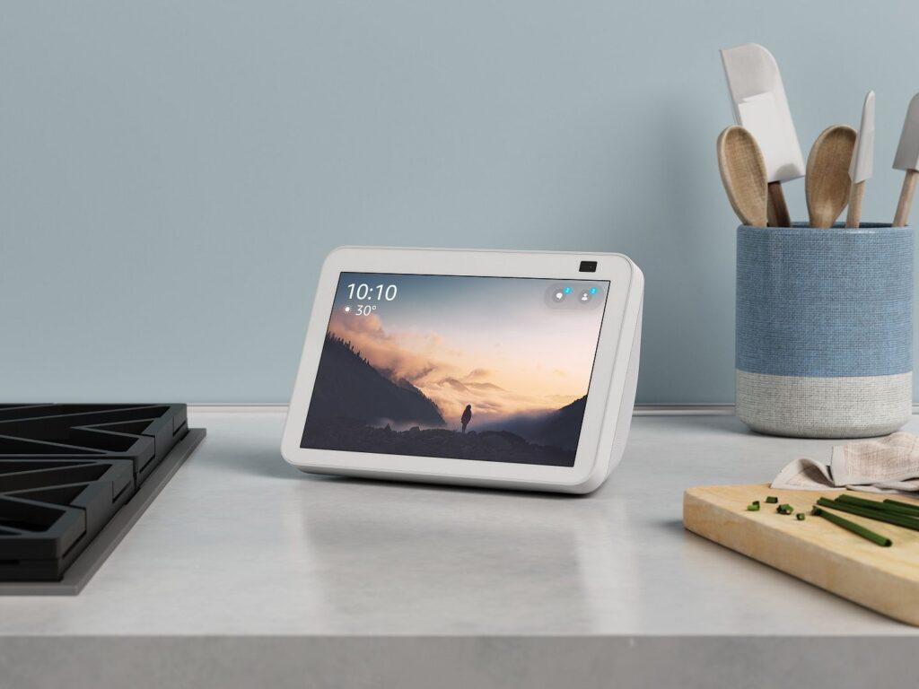 Amazon presenta la nuova generazione di dispositivi Echo Show: i nuovi Echo Show 8 ed Echo Show 5