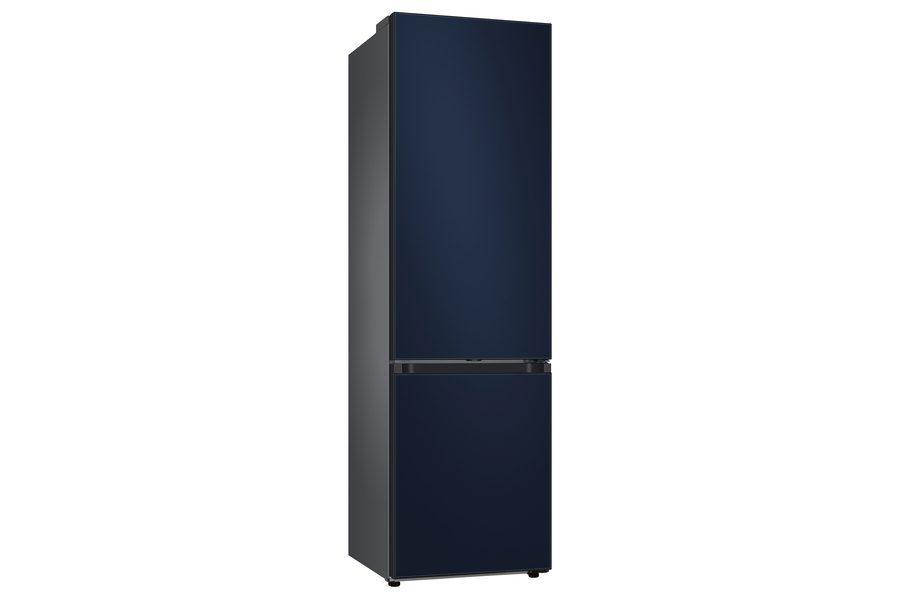 BESPOKE: la nuova vision di Samsung parte dal frigorifero dal design unico con finiture d'eccezione, personalizzabile e modulare.