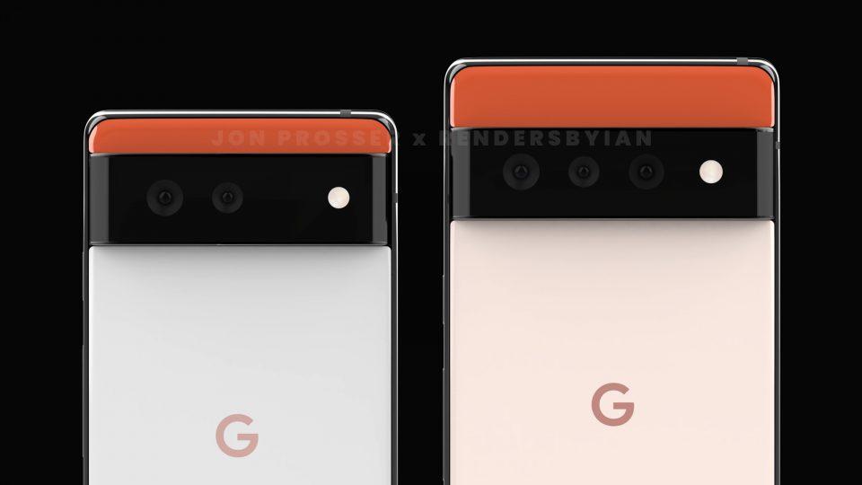 Google Pixel 6 e Pixel 6 Pro: finalmente un nuovo design? (rumor) | Evosmart.it
