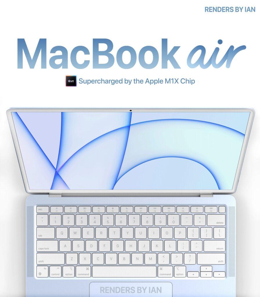 "Apple sempre più colorata: rumor per i nuovi MacBook Air a ""colori"""