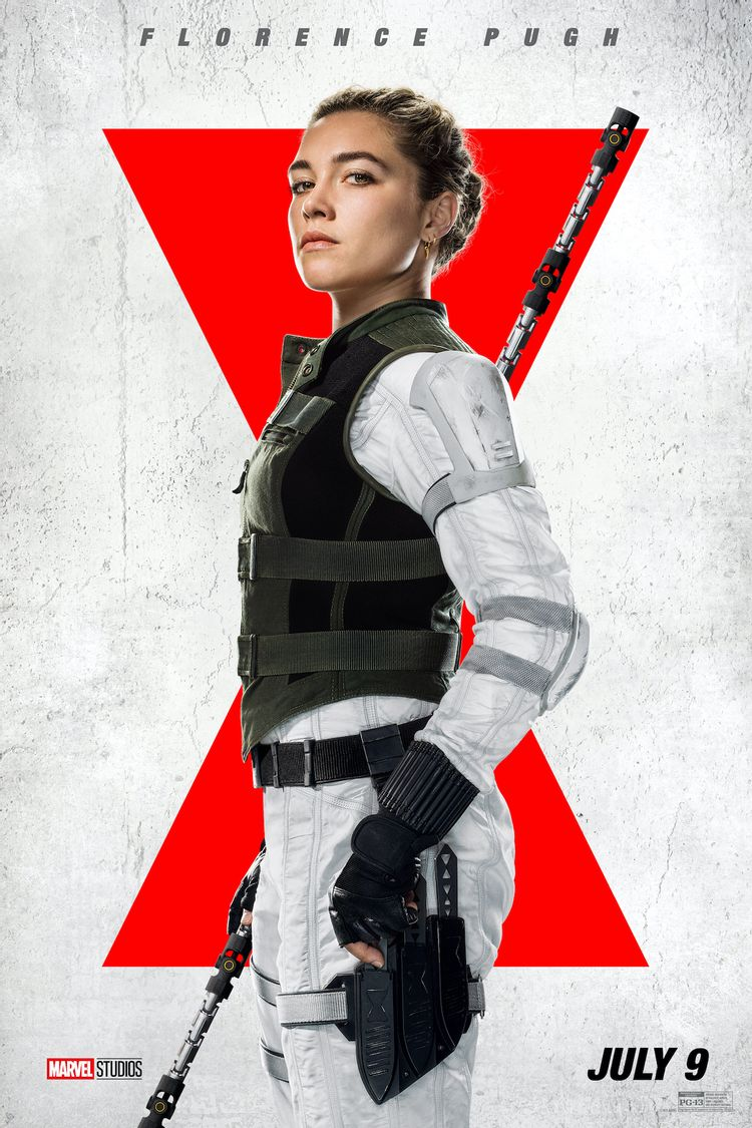 Black Widow: arrivano i nuovi poster e il cast