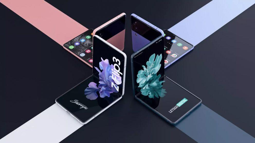Samsung Galaxy Z Flip certificato dall'ente 3C con caricabatterie da 15W
