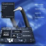 Qualcomm annuncia nuove caratteristiche del sistema Snapdragon X65 5G Modem-RF per l'espansione globale 5G