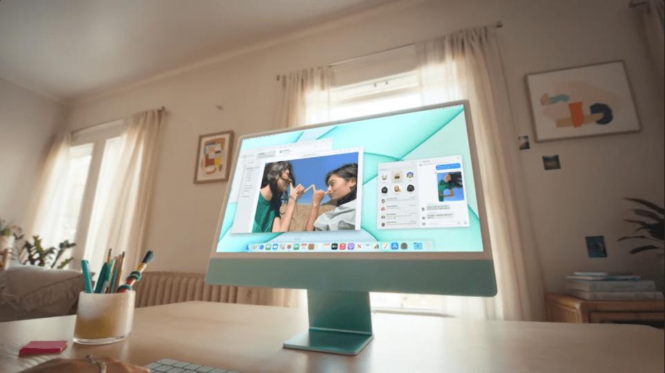 Con iMac M1 Apple punta alla leadership dei PC All in One