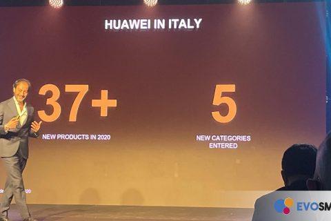 Huawei ha presentato più di 37 prodotti nuovi lo scorso anno   Evosmart.it