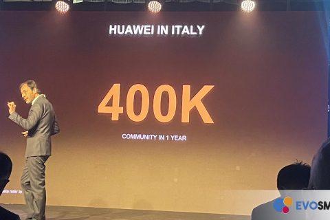 400 mila persone nella sola Italia fanno parte della grande community Huawei   Evosmart.it