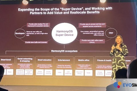 HarmonyOS come un Super Device   Evosmart.it