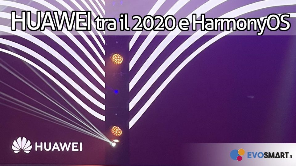 "Huawei, il suo 2020. HarmonyOS, il futuro è ""1+8+N"""