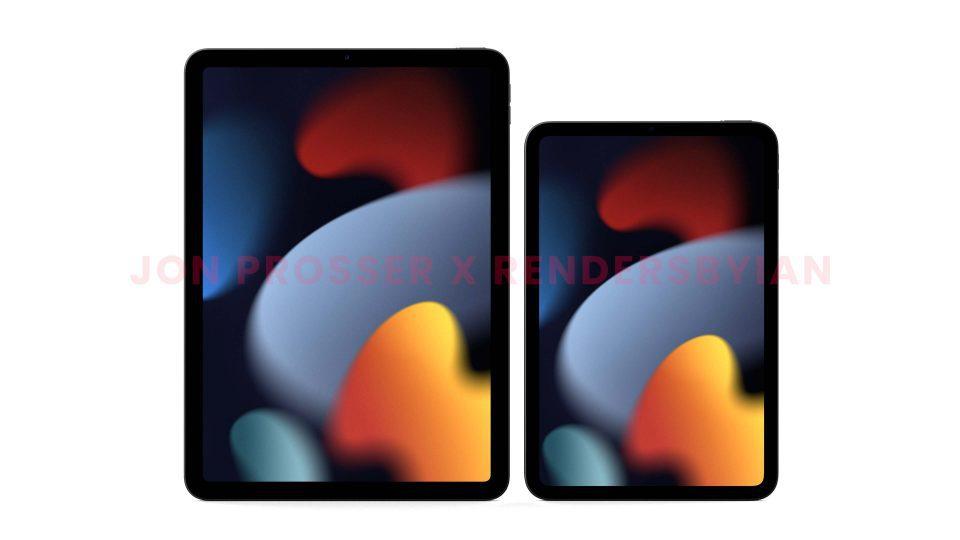 iPad Mini 6 messo a confronto con iPad Air | Evosmart.it