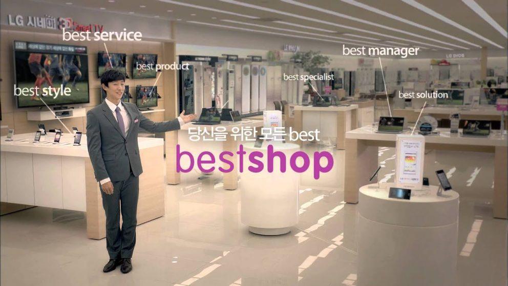 Corea del Sud: Apple vorrebbe i propri prodotti negli store LG