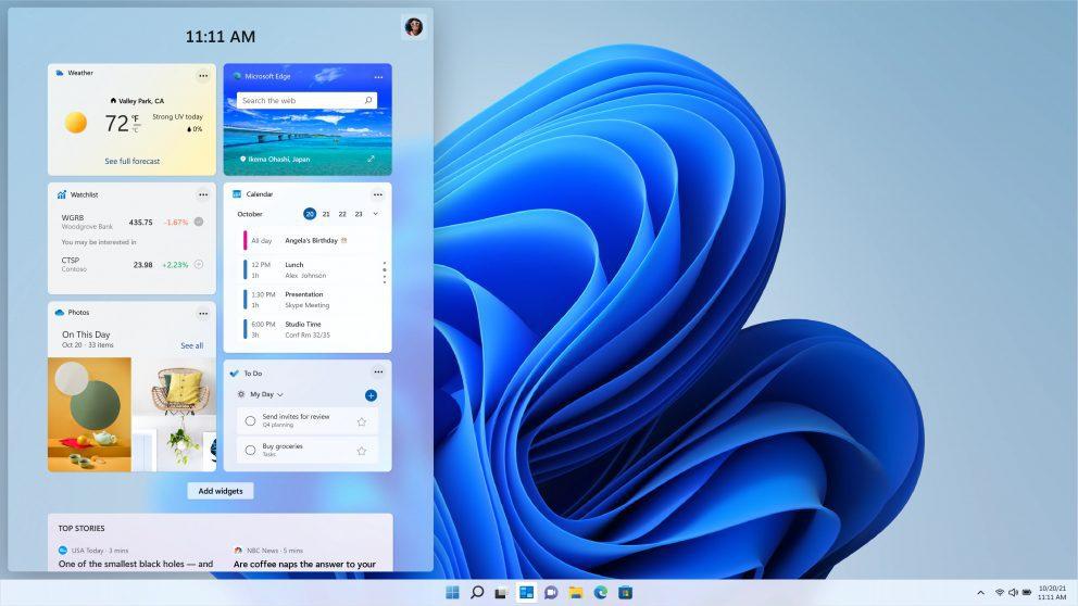 Windows 11 è realtà: le principali novità del nuovo sistema operativo