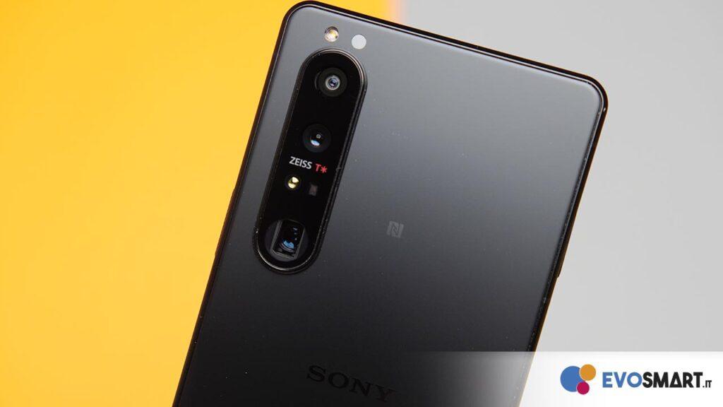 Sony Xperia 1 Mark III copertina