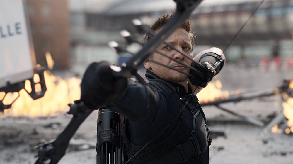 Hawkeye Marvel