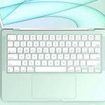 MacBook Air con display mini-LED atteso per la metà del 2022